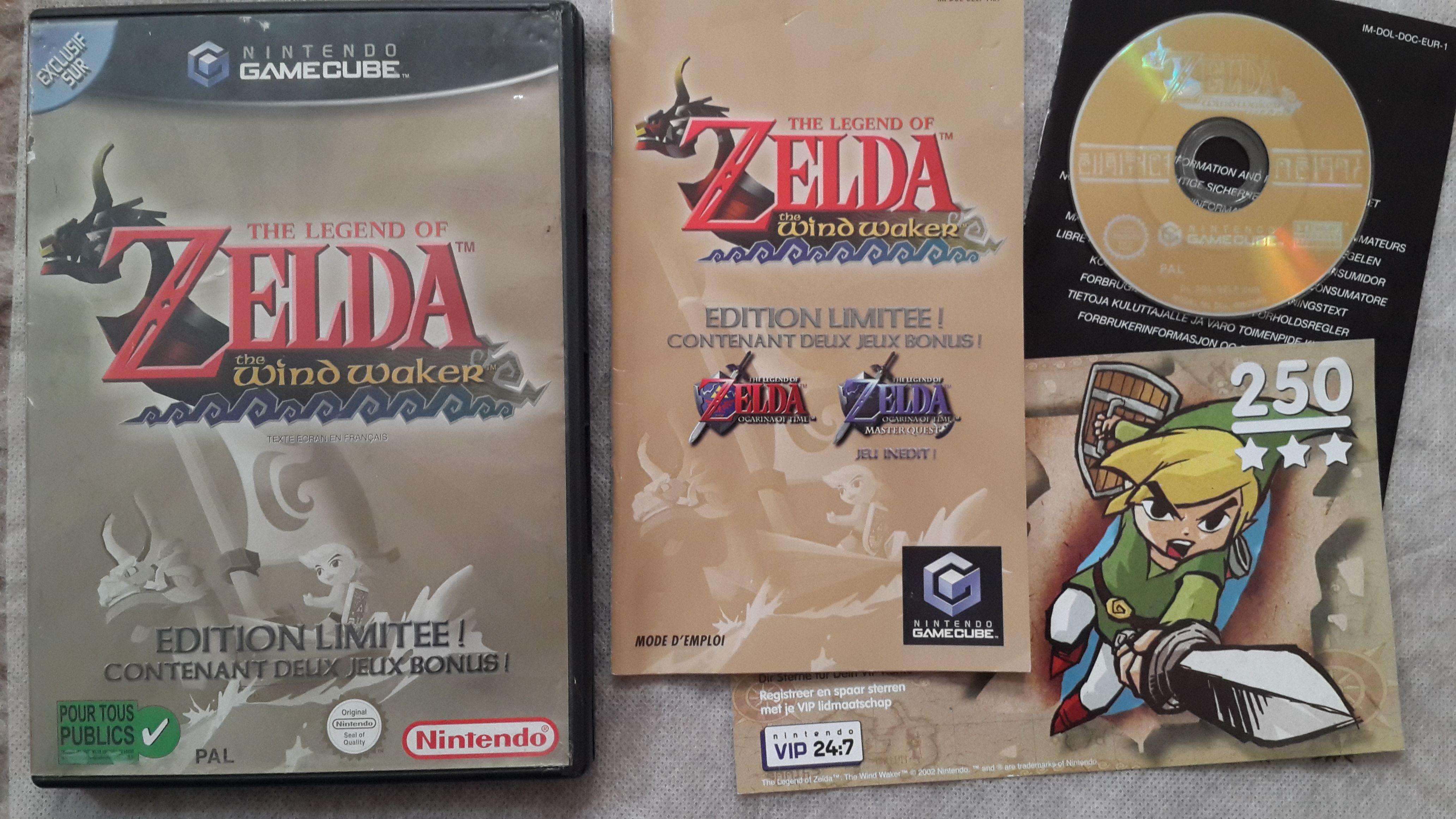 Zelda Wind waker my reason for buying a NGC