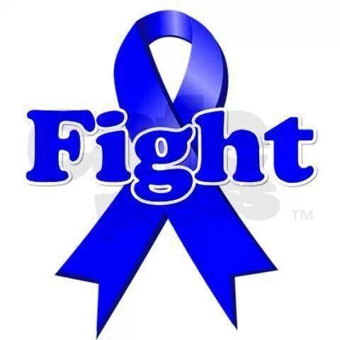 Fight A Battle Colon Cancer Awareness Colon Cancer Quotes Fight Colon Cancer