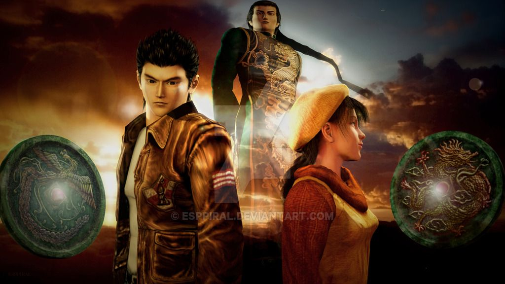 SHENMUE II TRIBUTE. by Esppiral on DeviantArt