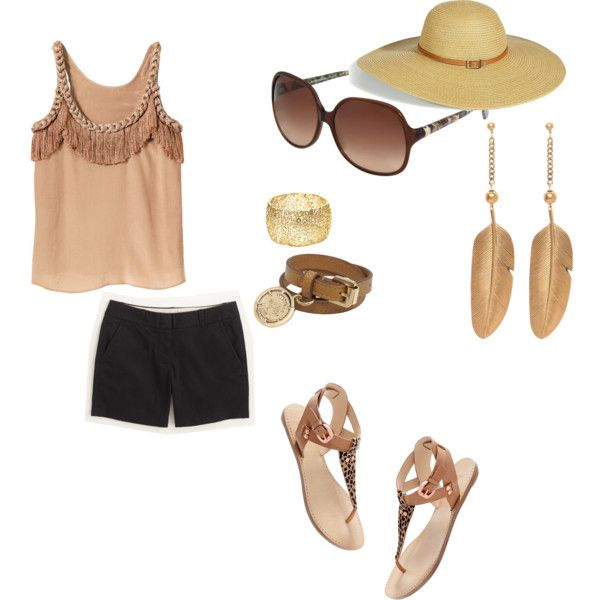Spring Fling., created by kristenlang on Polyvore