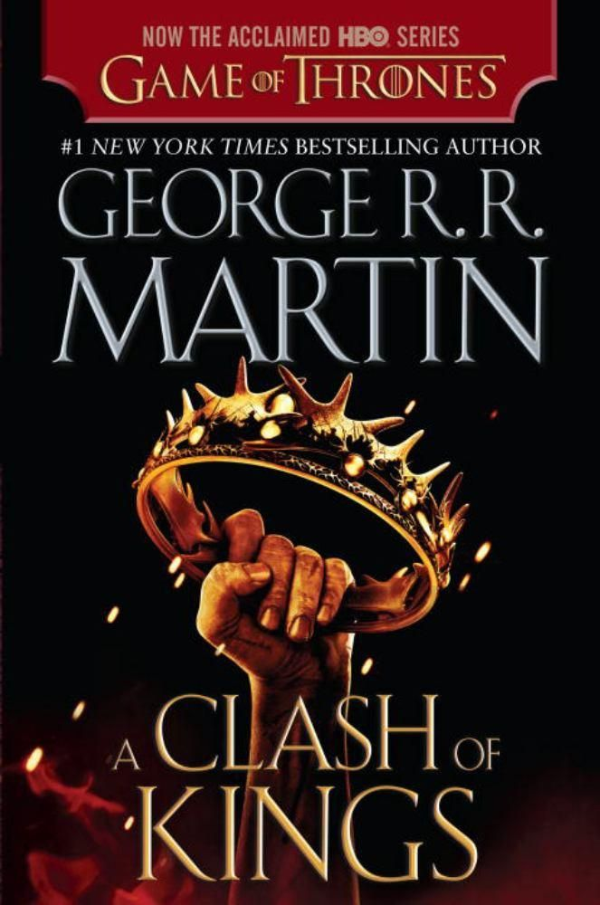 A Clash Of Kings Hbo Tie In Edition A Song Of Ice And Fire