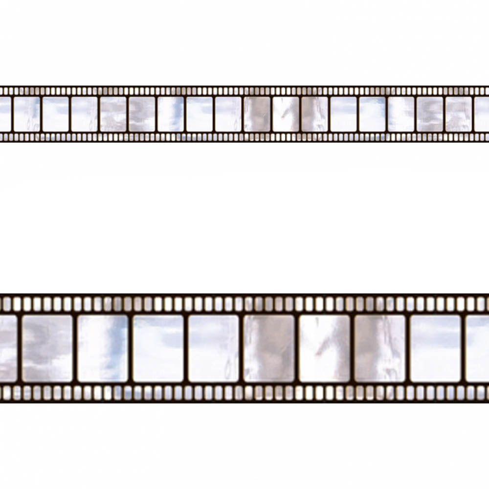 Hollywood Film Reel Clip Art Film Reel Border Digi Stamps