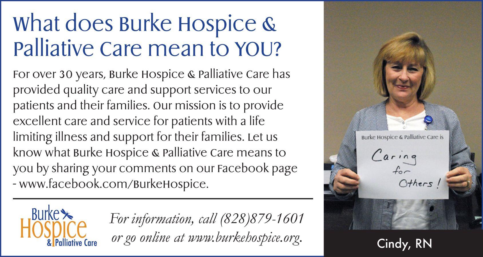 Pin on Burke Hospice & Palliative Care Materials