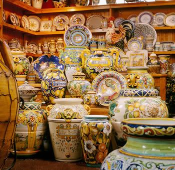 Italian Pottery Outlet Biggest selection of Italian pottery you'll ever find! Family owned and operated for 35 years. Come and see us! State St. Santa Barbara, CA. circulatordk.cf