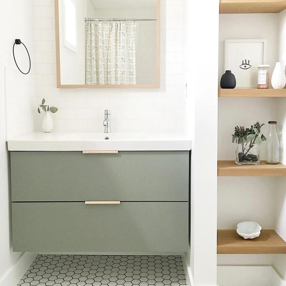 2 Drawers 39 3 8 For Godmorgon Bathroom Styling Ikea Bathroom Bathroom Trends