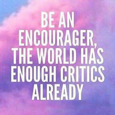 So Encourage Each Other And Build Each Other Up Just As You Are