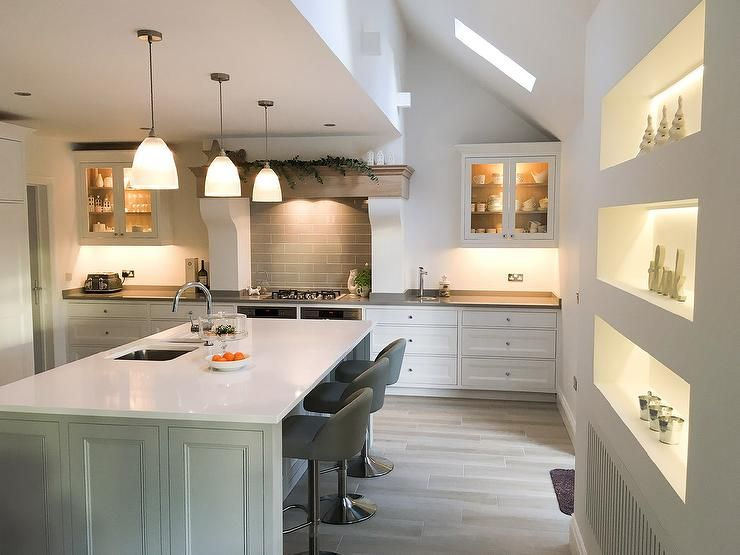 A Beautiful Traditional Kitchen With A Modern Twist Classic