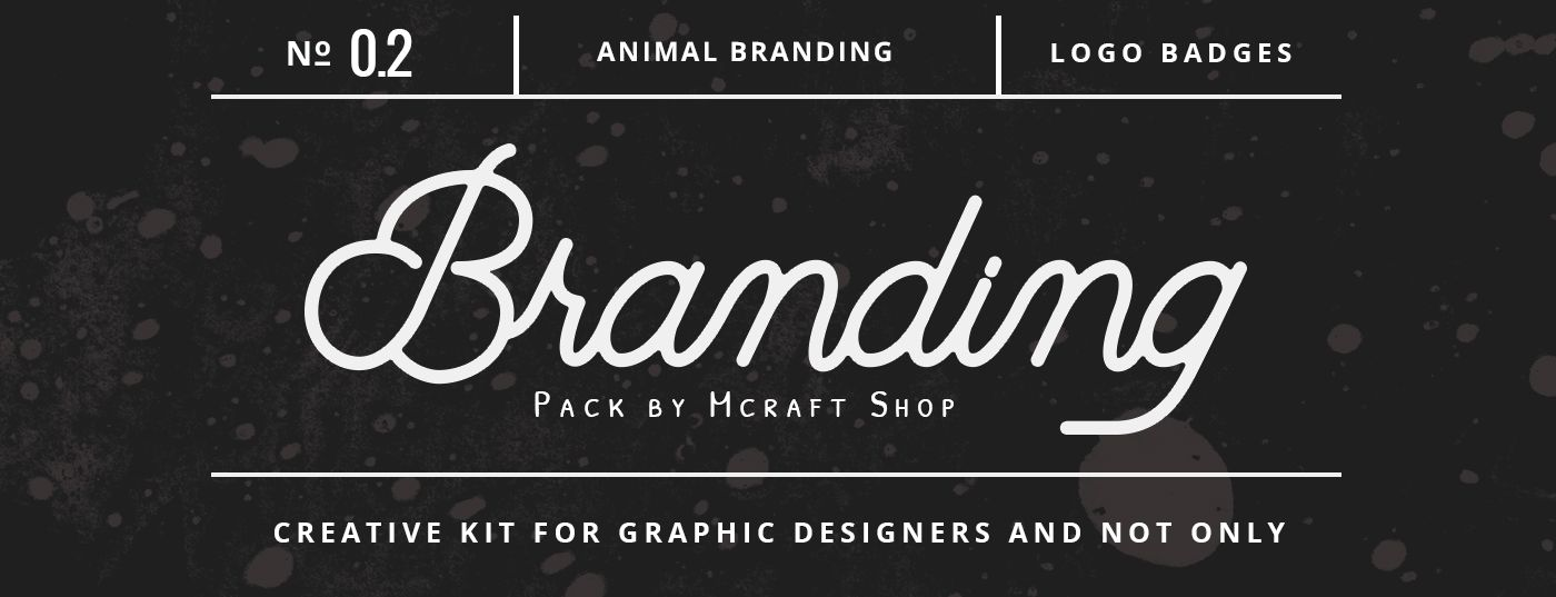 Animal Branding on Behance