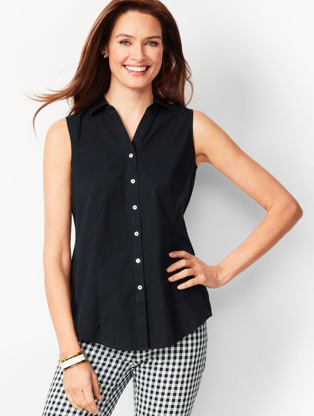 95ee4274a0f92 Perfect Shirt - Sleeveless - Solid in 2019