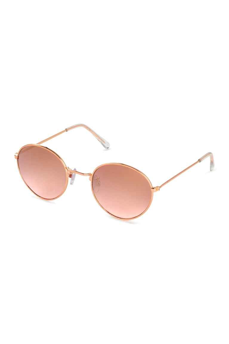 e211307f77 Shades · Women Accessories · Style Inspiration · Lady · Chic · Zonnebril -  Roségoudkleurig - DAMES