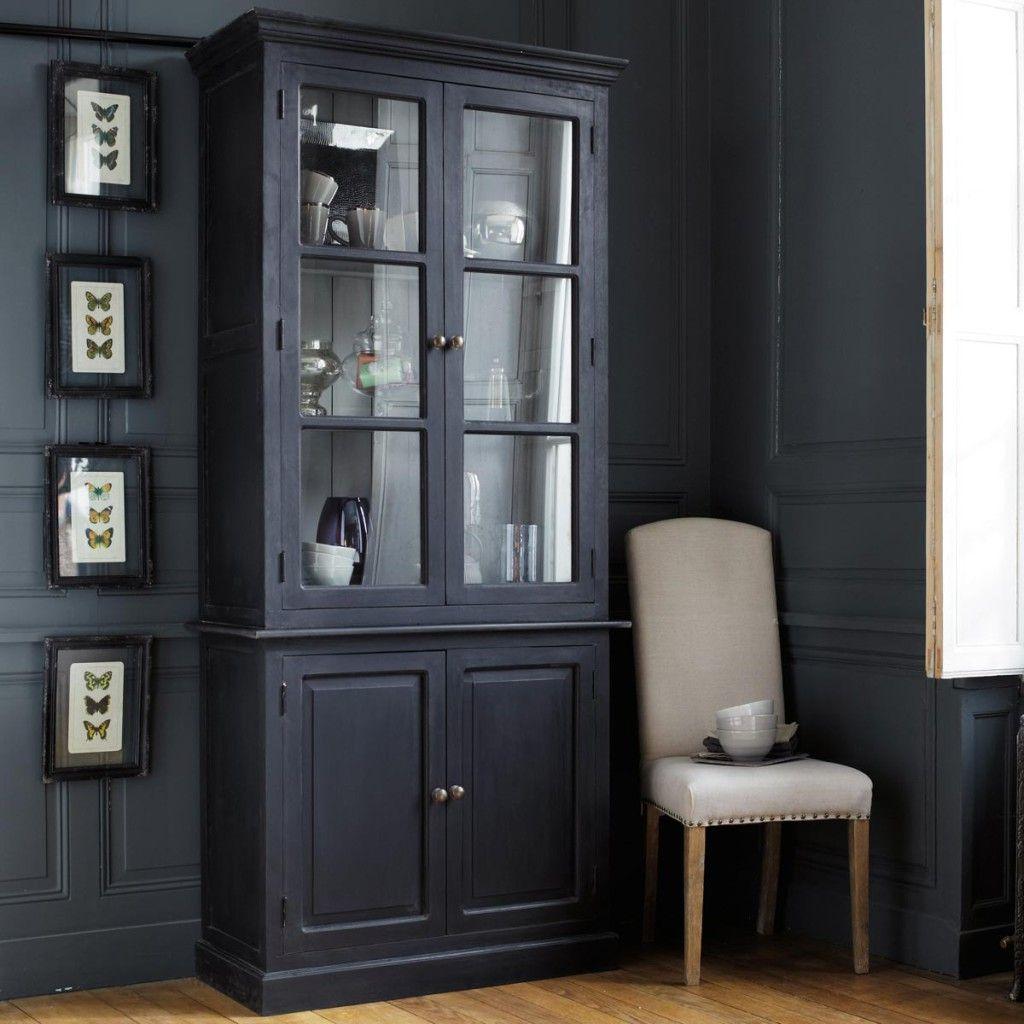 Meuble De Salon Interiors Vaissellier - Vaisselier Noir Meubles Pinterest Vaisselier Noir Et Meubles[mjhdah]https://i.pinimg.com/originals/24/95/8d/24958ddfb9a66812b3834d40349fcbdb.jpg