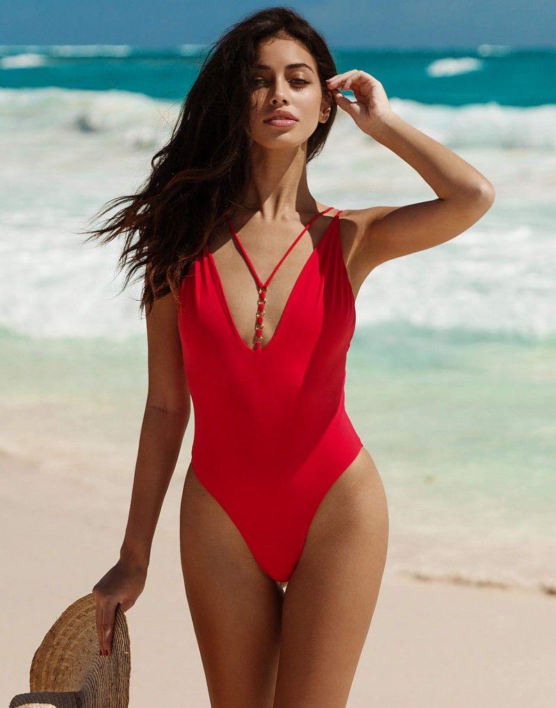 b7631054edc Cindy Kimberly x Beach Bunny Swimwear