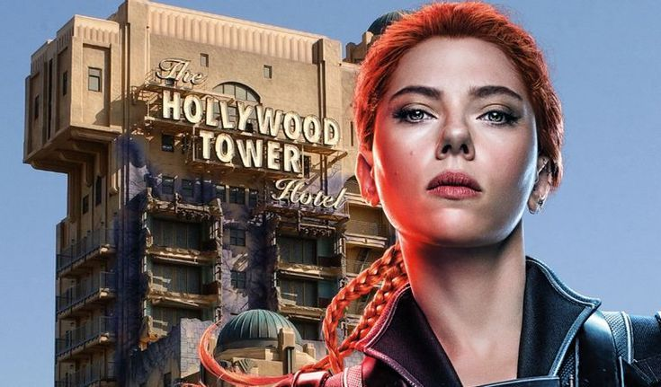 Scarlett Johansson to both, act and produce Tower of Terror by Disney
