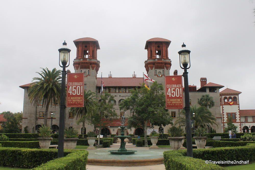 Hotel Alcazar-City Hall St. Augustine