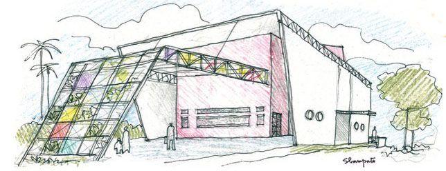Um novo conceito de centro cultural está sendo desenvolvido em Pirituba, bairro da zona oeste de São Paulo.
