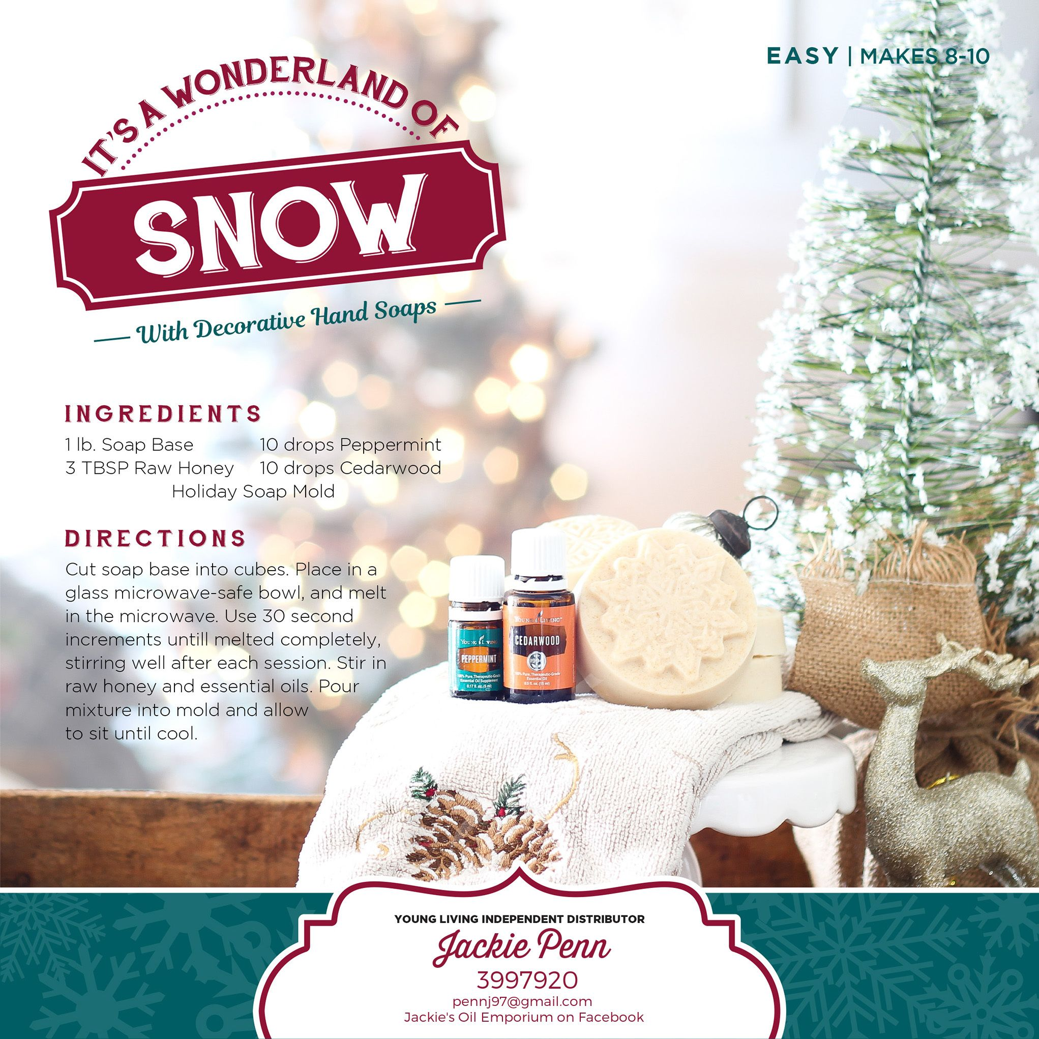 Young living christmas gift ideas