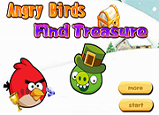 Angry Birds Find Treasure