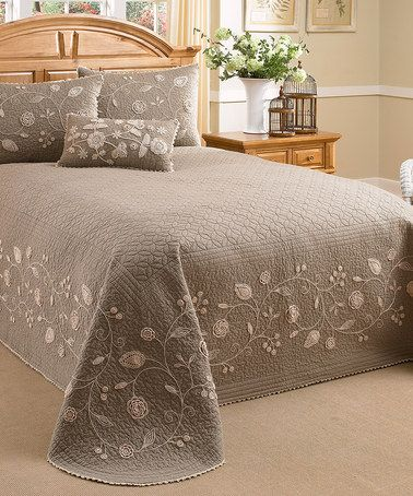 Love This Simplicity Quilt By Nostalgia Home On Zulily