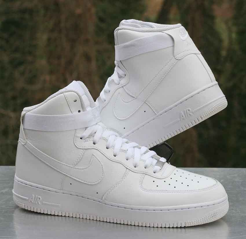 4b189250a2e6 Nike Air Force 1  07 High AF1 White 315121-115 Men s Basketball Shoes Size  11  Nike  BasketballShoes