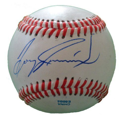 reputable site 61cf0 c1f89 Tony Fernandez Autographed ROLB Baseball, Toronto Blue Jays ...