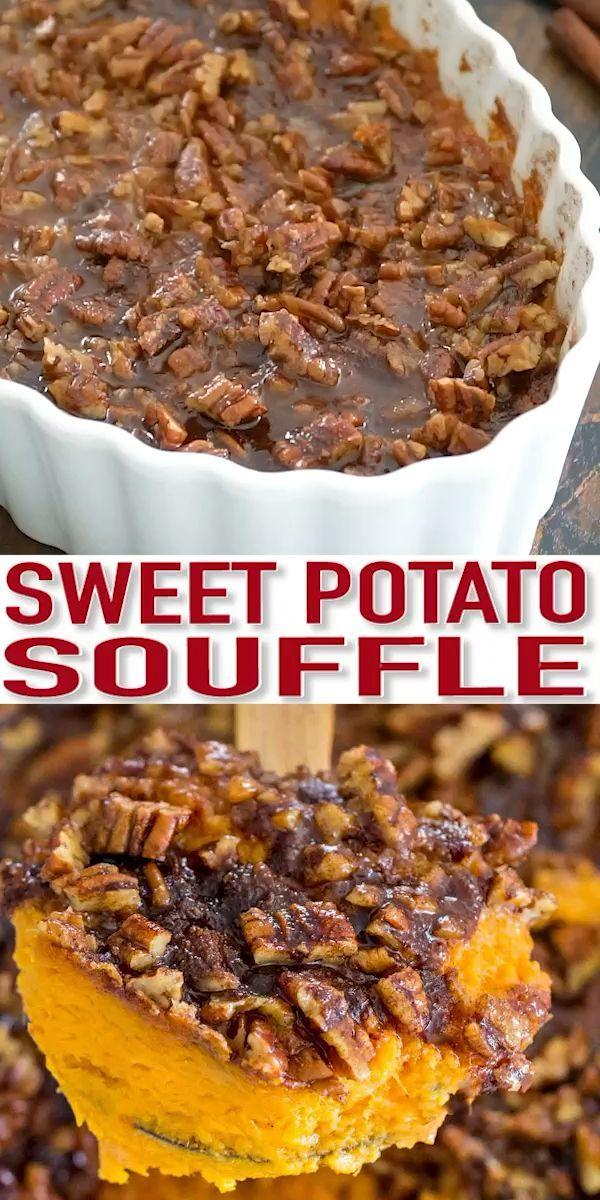 Sweet Potato Souffle Recipe: Easy & Homemade [VIDE