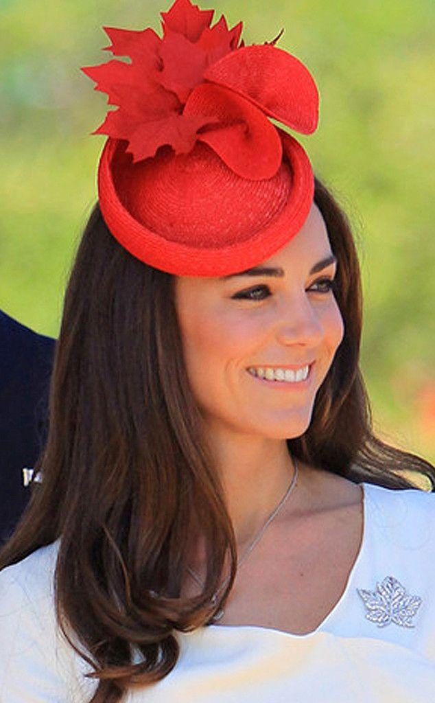 Maple Leaf From Kate Middleton S Hats Fascinators