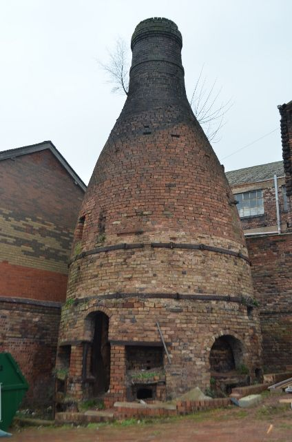 Disused Bottle Kiln