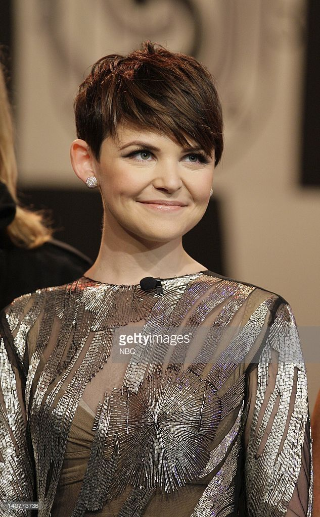 Actress Ginnifer Goodwin onstage May 10, 2011 -- P