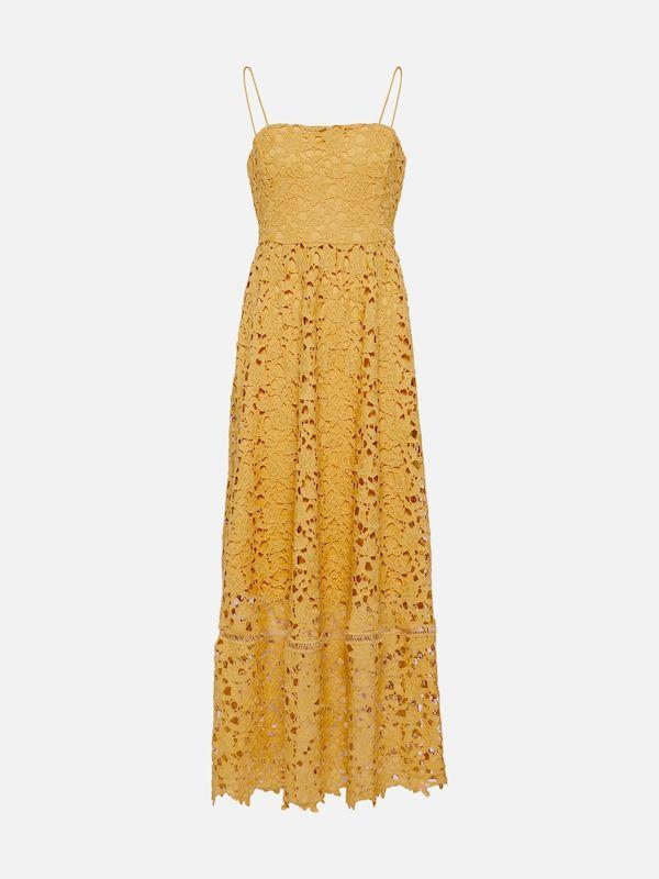 In KleiderDesigner 'marie' GelbFashion Kleid Edited wOXk80nP
