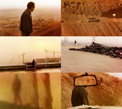 Taste Of Cherry Dir Abbas Kiarostami 1997