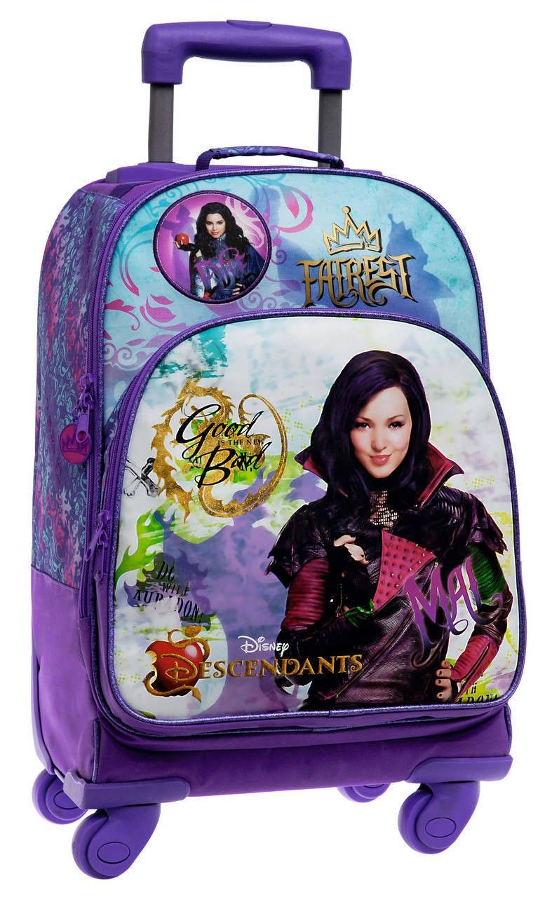Mochila Disney De Los Descendientes Modelo Fairest 4