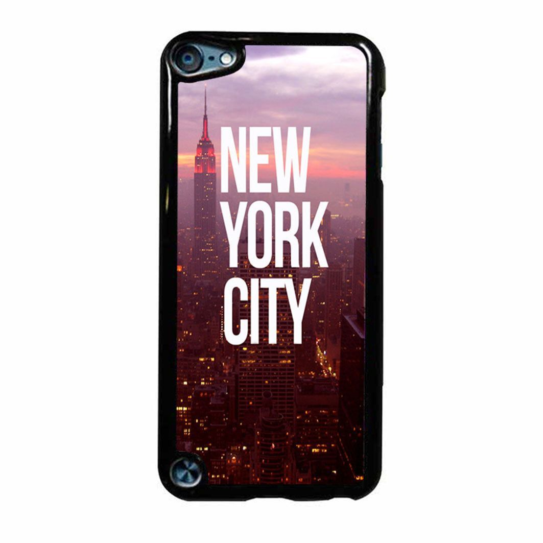 New York City Bluxco iPod Touch 5 Case