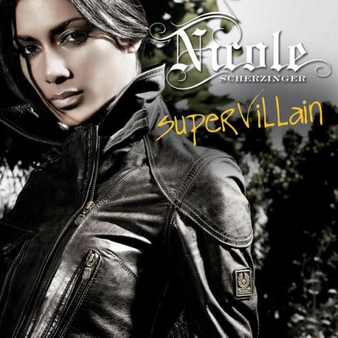 Nicole Scherzinger – Supervillain (single cover art)