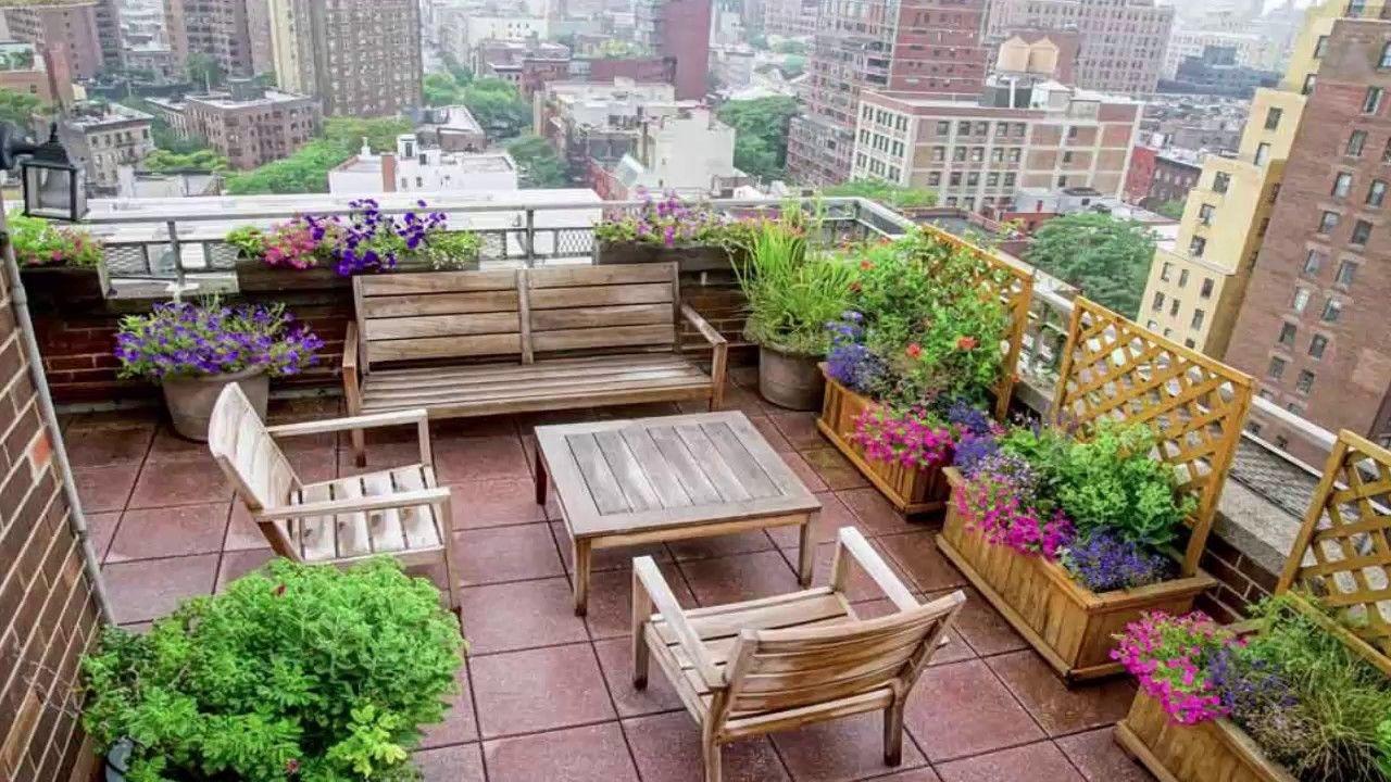 29+ Luxury Balcony Garden Mold - gardentine.com  Design
