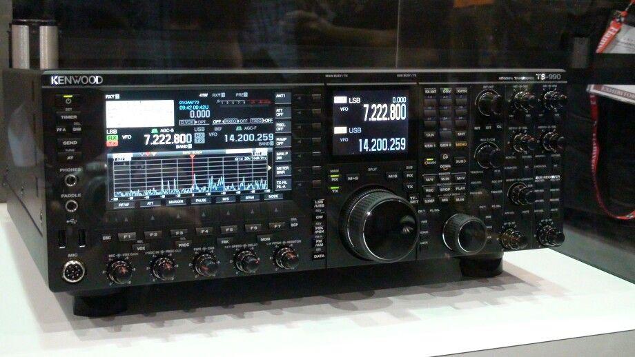 Kenwood Ts 990 Ham Radio Technology