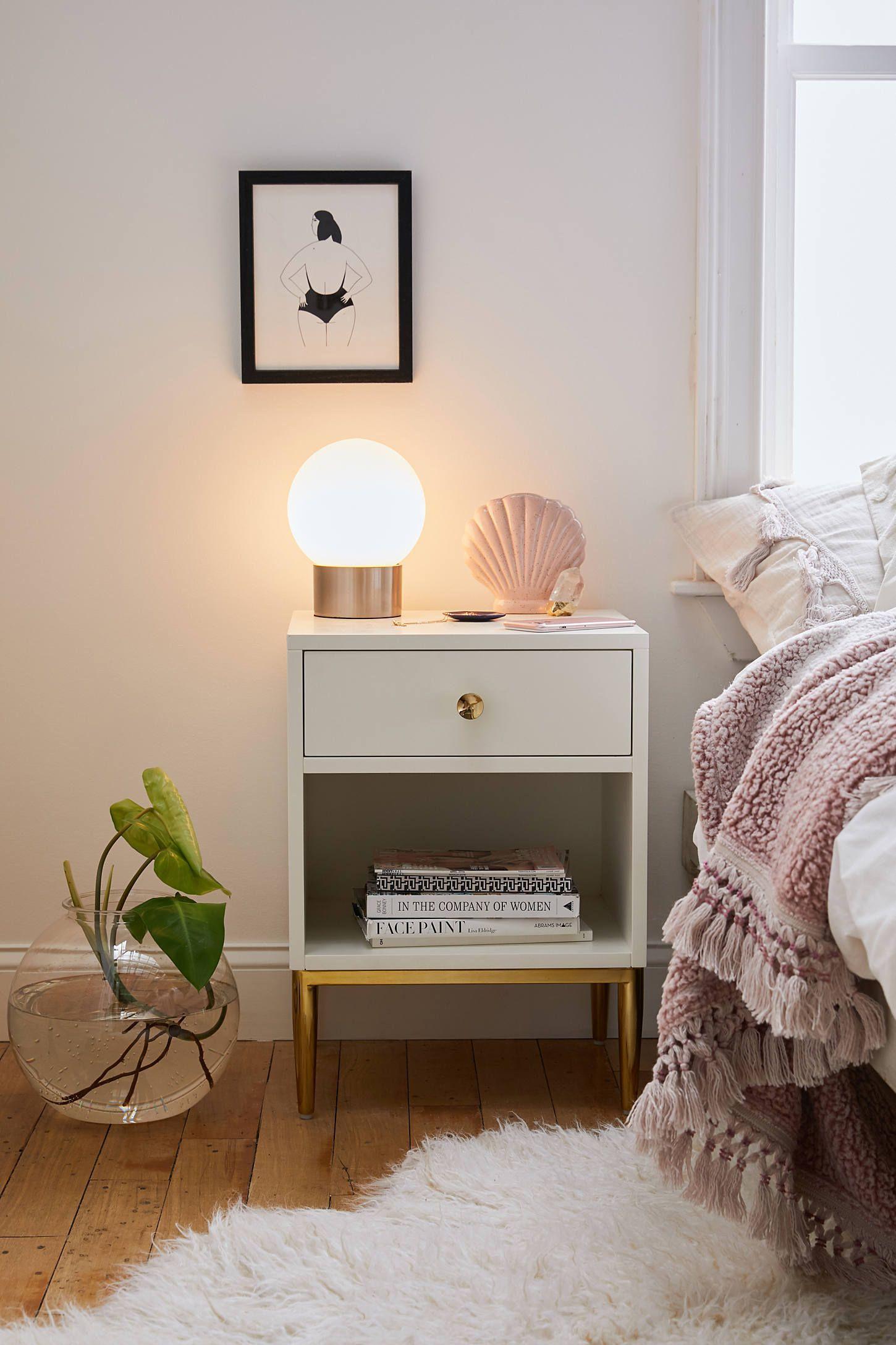 Cleo Nightstand Bedroom Interior Interior Design Bedroom Home