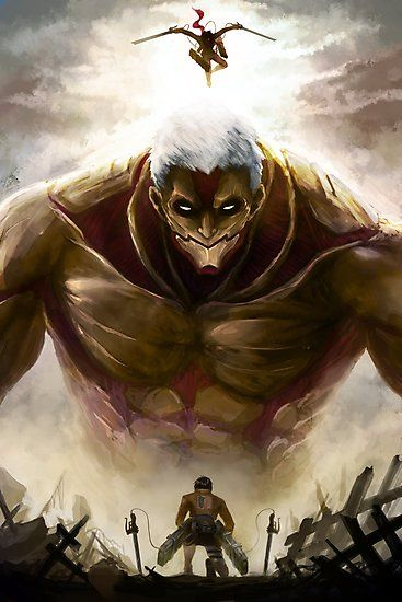The Armored Titan Photographic Print by EmoryArt