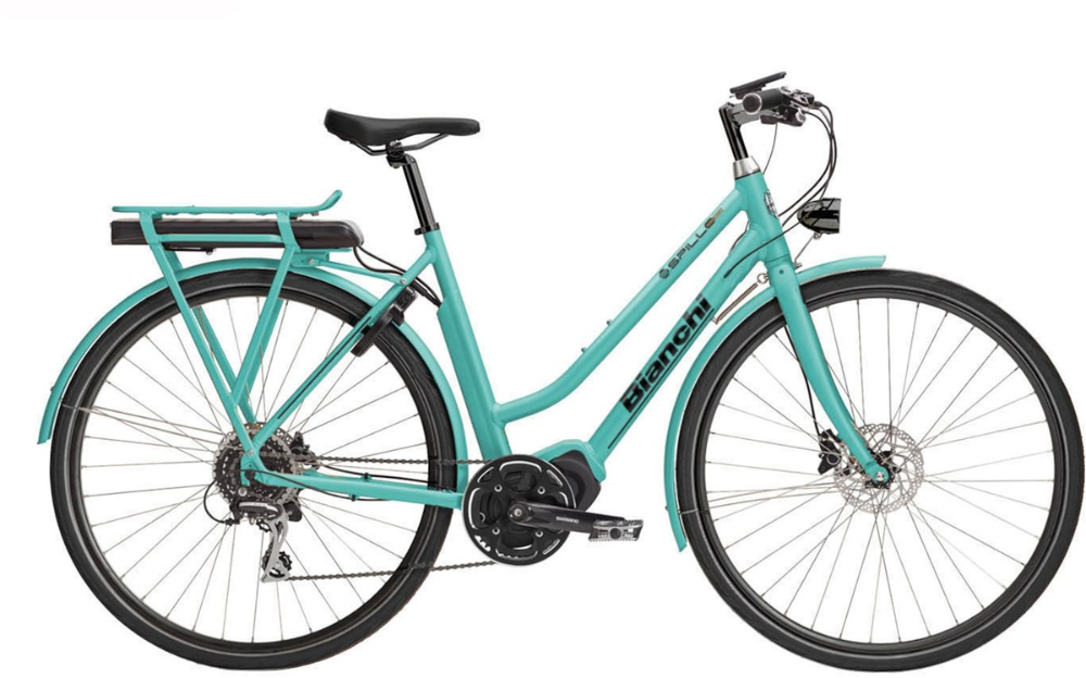 Bianchi E Spillo Luxury Womens 2020 Electric Hybrid Bike Bike