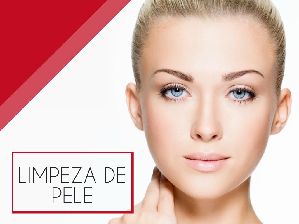 A limpeza de pele é um procedimento para a retirada de ...