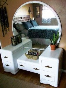 Repurposing stylish, vintage furniture | BabyCenter Blog