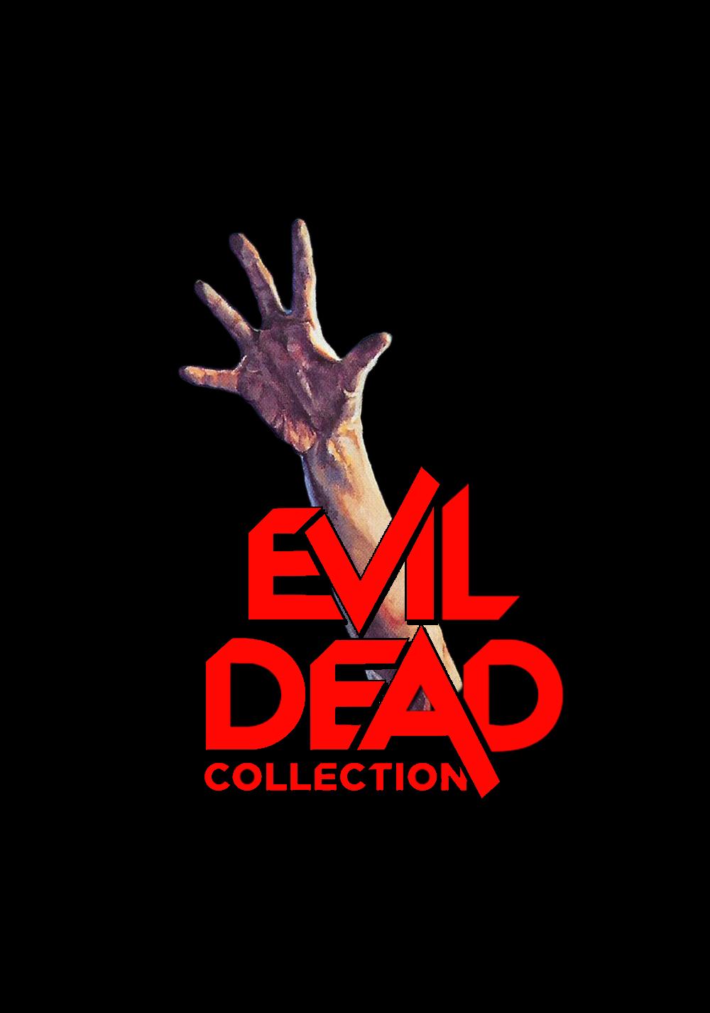 Evil Dead Collection Movie Fanart Fanart Tv Evil Fan Art Dead