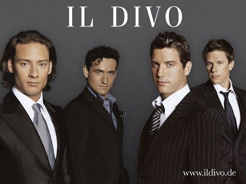 Divo S Greatest Hits Best Song Of Il Divo 2014 Youtube Best Songs Music Tv Music Songs