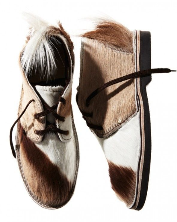 Schier Shoes: Springbok Erongo