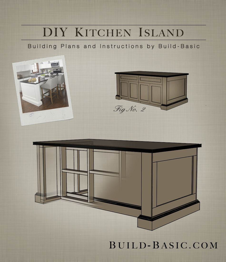 This Is A Digital Pdf Download Of Building Plans For My Diy Kitchen Island These Plans I Kitchen Island Building Plans Kitchen Island Plans Diy Kitchen Island
