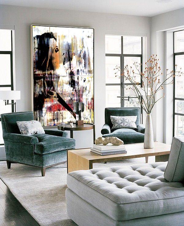 Urban Living E Elegant Room