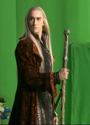 Thranduil In The Hobbit The Desolation Of Smaug Is It