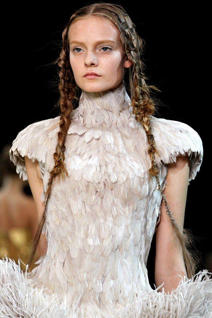 Alexander McQueen Spring 2011 ReadytoWear Fashion Show
