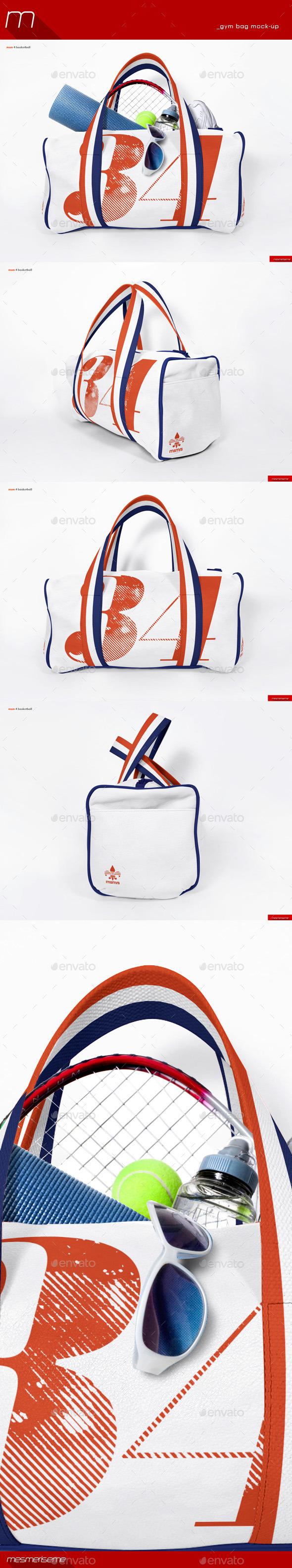3010+ Gym Bag Mockups Mockups Design