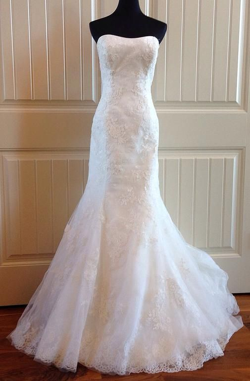 Maggie Sottero Lexie, $799 Size: 10   New (Un-Altered) Wedding ...