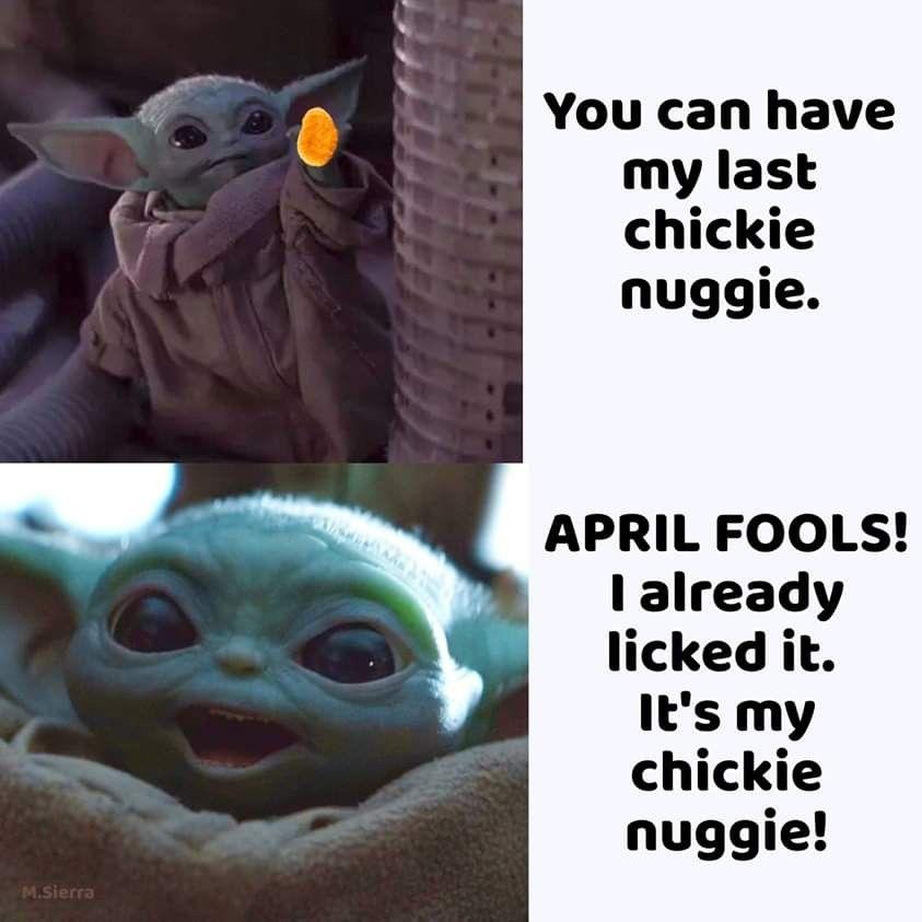 Pin By Christine Parker On Baby Yoda Yoda Funny Yoda Meme Star Wars Memes